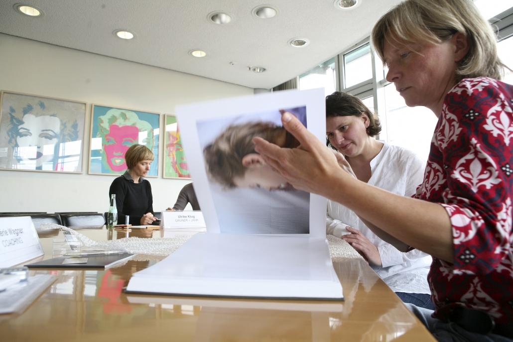 Portfoliosichtung Freundeskreis der Photographie Hamburg
